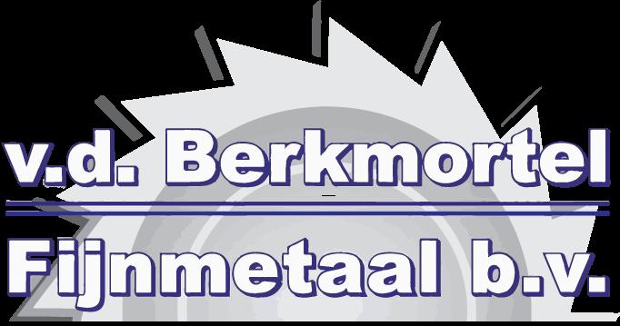 Logo vd Berkmortel metaal